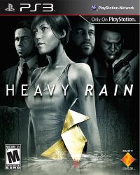 Detalhes do produto sony 3 heavy rain