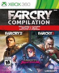 Detalhes do produto xbox 360 farcry compilation