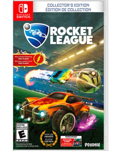 Detalhes do produto switch rocket league