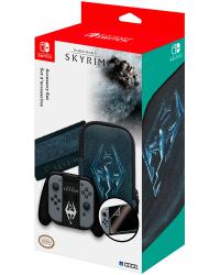 Detalhes do produto switch acs kit starter skyrim hori 066u