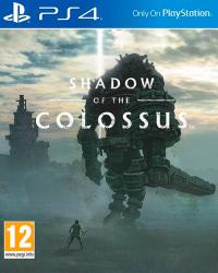 Detalhes do produto sony4 shadow of the colossus