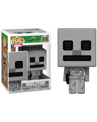Detalhes do produto pop minecraft 319 skeleton 26386