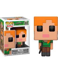 Detalhes do produto pop minecraft 317 alex 26384