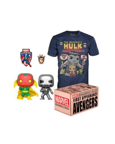 Detalhes do produto funko collectors marvel avengers  s