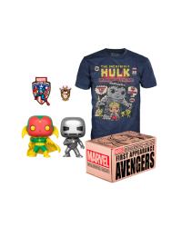Detalhes do produto funko collectors marvel avengers  xl