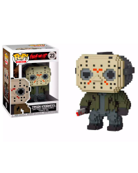 Detalhes do produto pop friday the 13th 8 bit  23 jason voorhees 24596