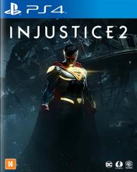 Detalhes do produto sony4 injustice 2