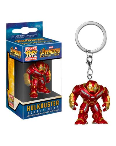 Detalhes do produto pop chaveiro avengers i w  hulkbuster 27300