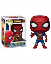 Detalhes do produto pop avengers i war 287 iron spider 26465