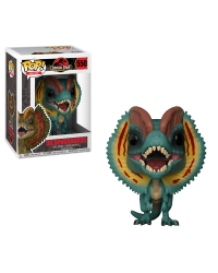 Detalhes do produto pop jurassic park 550 dilophosaurus 26736
