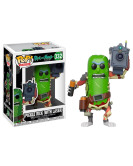 Detalhes do produto pop rick and morty 332 pickle rick  with laser