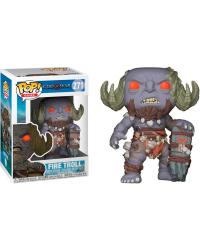 Detalhes do produto pop god of war 271 fire troll 21683