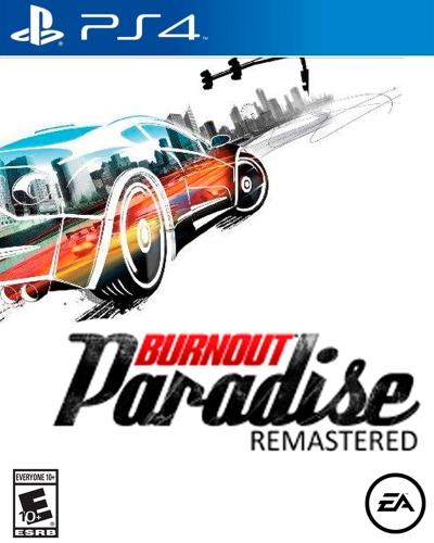 Detalhes do produto sony4 burnout paradise