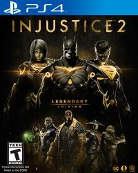 Detalhes do produto sony4 injustice 2 legendary edition