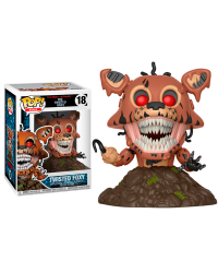 Detalhes do produto pop the twisted ones  18 twisted foxy 28807