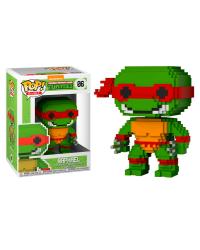 Detalhes do produto pop turtles 8 bit   06 raphael 22984
