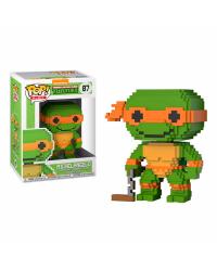 Detalhes do produto pop turtles 8 bit   07 michelangelo 22986