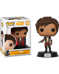 Detalhes do produto pop star wars 243 val 26989