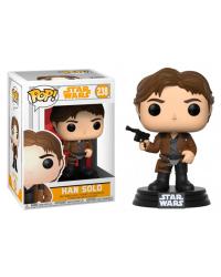 Detalhes do produto pop star wars 238 han solo 26974