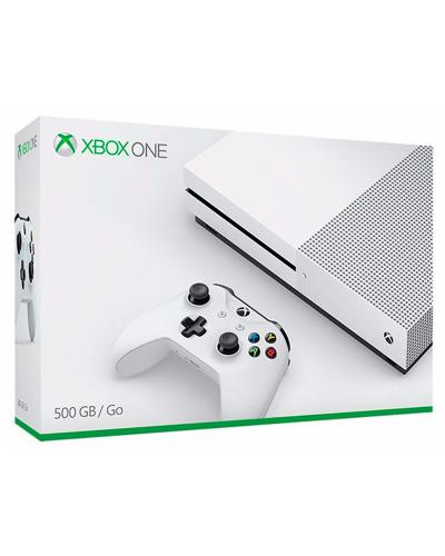 Detalhes do produto con xbox  one  slim 500gb branco  reco