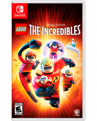 Detalhes do produto switch lego the incredibles
