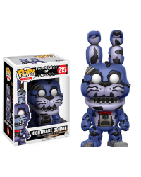 Detalhes do produto pop five nights at f  215 nightmare bonnie 13735