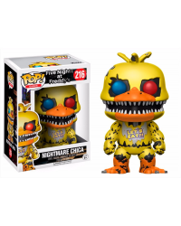 Detalhes do produto pop five nights at f  216 nightmare chica 13734