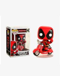 Detalhes do produto pop deadpool rides  48 deadpool on scoot 30969
