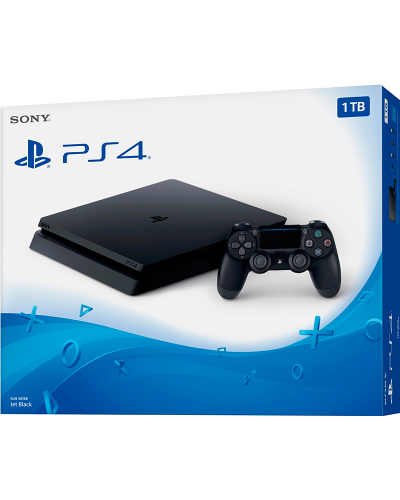 Detalhes do produto console ps4 01 tb cuh 2116b black euro