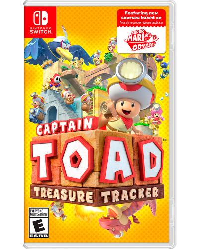Detalhes do produto switch captain toad treasure