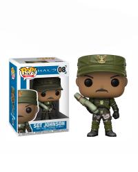 Detalhes do produto pop halo  08 sgt johnson 30101
