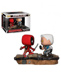 Detalhes do produto pop deadpool vs  318 deadpool vs cable 30972