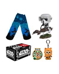 Detalhes do produto funko collectors star wars endor