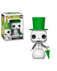 Detalhes do produto pop disney 448 snowman jack 32836