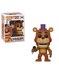 Detalhes do produto pop five nights at f  362 rockstar freddy 32052
