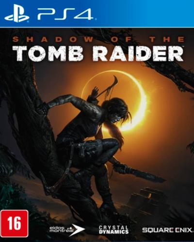 Detalhes do produto sony4 shadow of the tomb raider