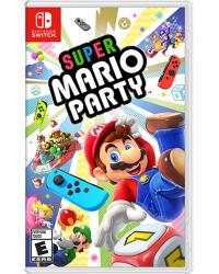 Detalhes do produto switch super mario party