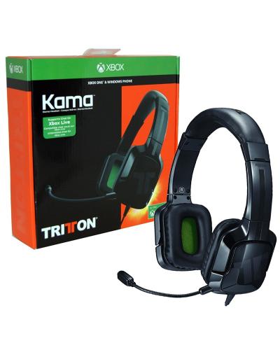Detalhes do produto xbox one acs headset tritton kama 4731