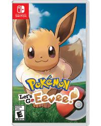 Detalhes do produto switch pokemon eevee
