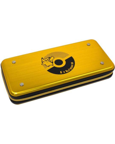 Detalhes do produto switch acs case aluminum pokemon gold 0733