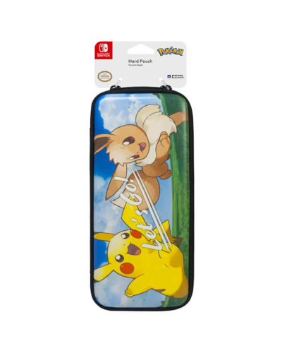Detalhes do produto switch acs case let s go pokemon 0736