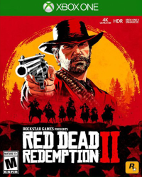 Detalhes do produto xbox one red dead redemption 2