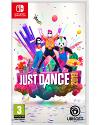 Detalhes do produto switch just dance 19