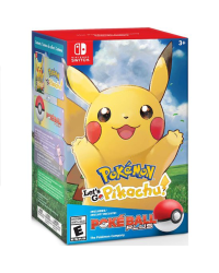 Detalhes do produto switch pokemon bundle pikachu pokeball 391