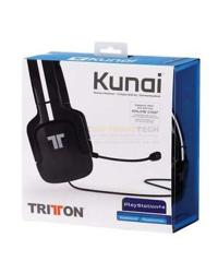 Detalhes do produto sony4 acs headset triton kunai  4172