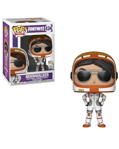 Detalhes do produto pop fortnite 434 moonwalker 34469