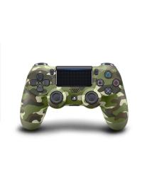 Detalhes do produto sony4 acs joy  dual camuflado green jp