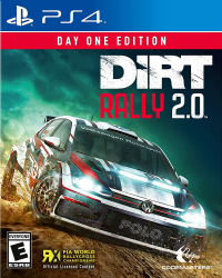 Detalhes do produto sony4 dirt rally 2 0