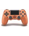 Detalhes do produto sony4 acs joy  dual copper orange