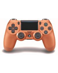 Detalhes do produto sony4 acs joy  dual copper orange 51928